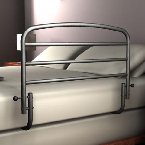 "Stander Drop down 30"" bed rail"