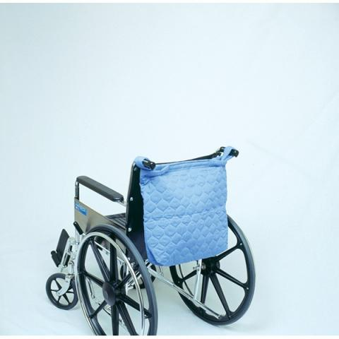 Quilted Wheelchair Tote Bag