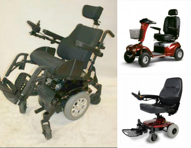 Power Chair Vs Mobility Scooter