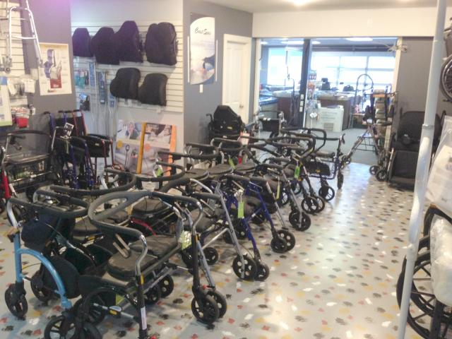 The Comfort Zone Mobility Aids & Spas 4408 China Creek Road Port Alberni BC
