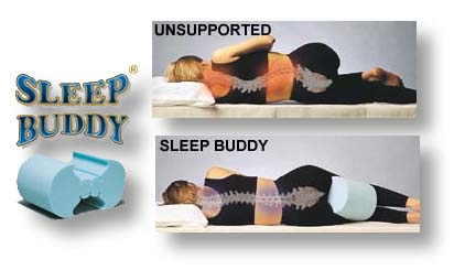 Sleep Buddy Knee support cushion