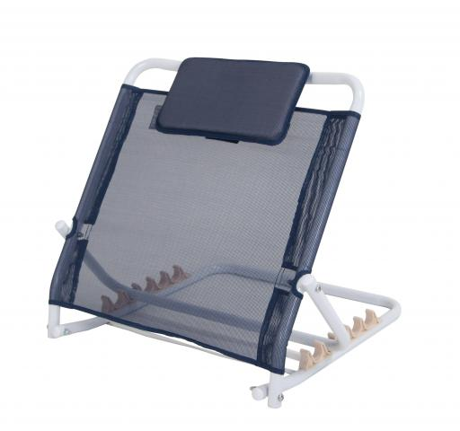 adjustable angle mesh back rest