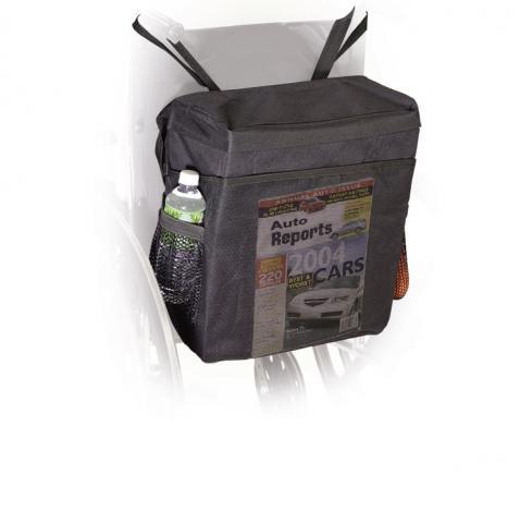 Multi Pocket Wheelchair Tote Bag