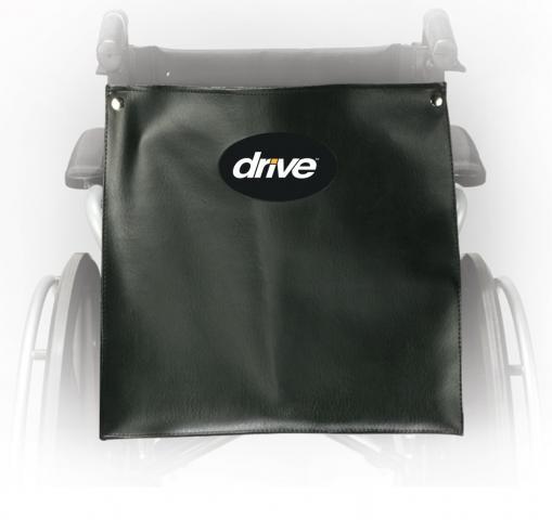 Wheelchair chart bag