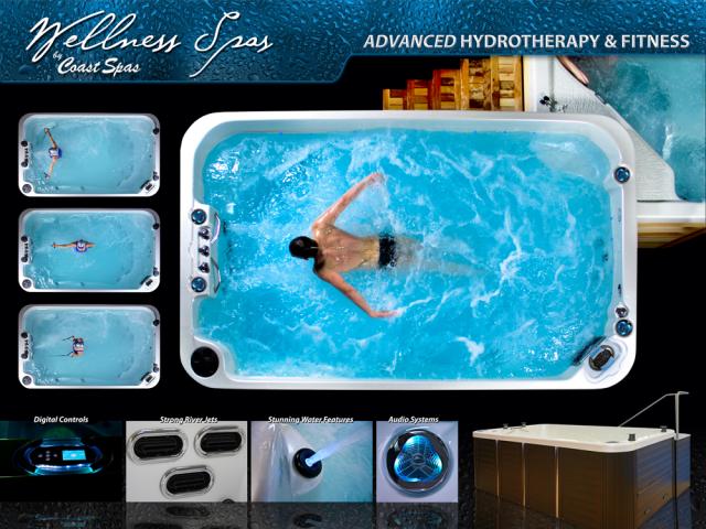 Coast Spas Wellness spas series