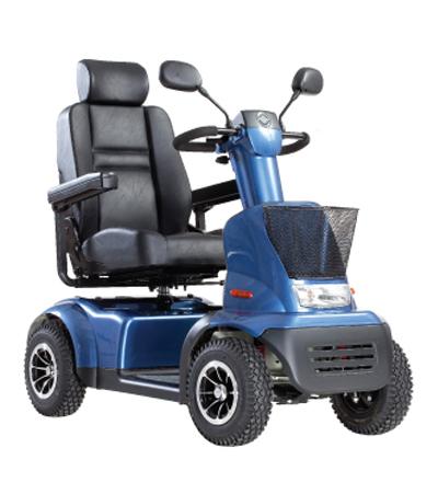 Proudrider AFIKIM Breeze scooter