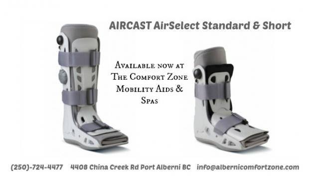 Standard & Short Aircast Boot