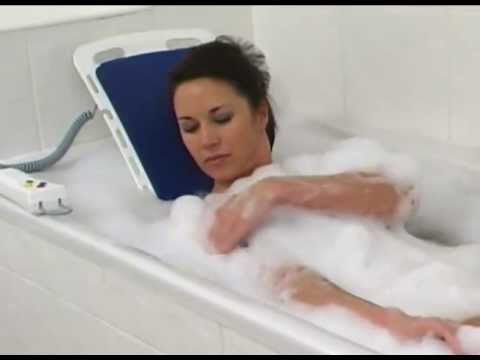 the hot soak!