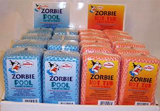 Zorbie for Pool & Spa
