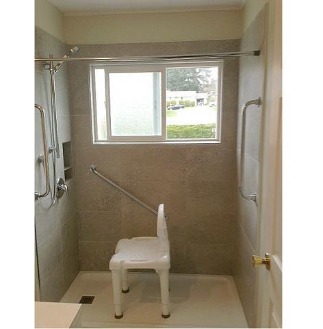 Walk-In Bath / Shower | Alberni Comfort Zone - Port Alberni Mobility ...