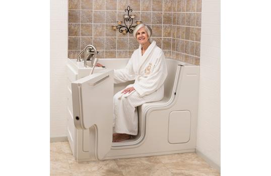 Walk In Bath Shower Alberni Comfort Zone Port