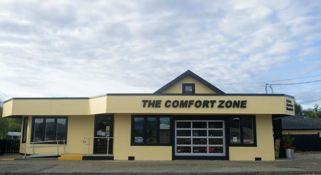 The Comfort Zone Mobility Aids & Spas