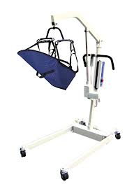 Portable patient lifts