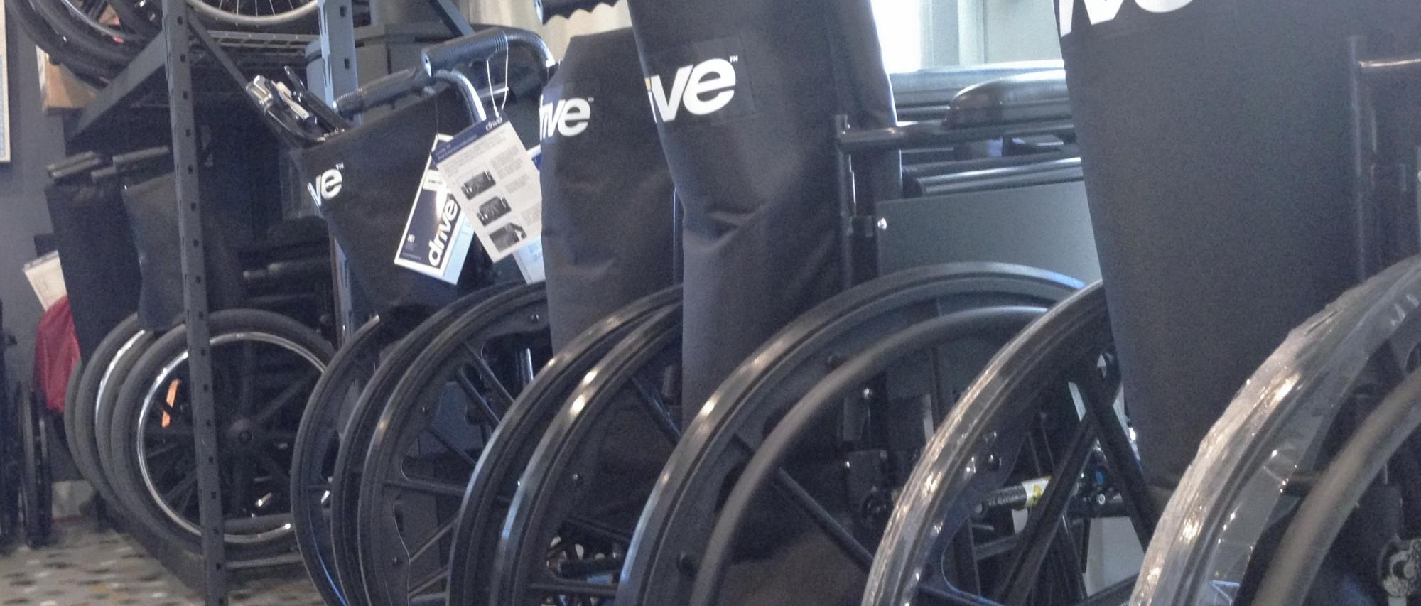 Manual Wheelchairs, Tilt Wheelchairs, & Power Wheelchairs