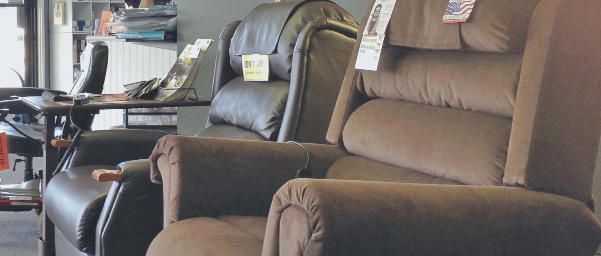 Golden Technology Lift Chairs, Eclipse Medical Lift Chairs