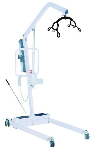 Portable Patient Lift Available at the Comfort Zone Mobility Aids & Spas for rent or Purchase