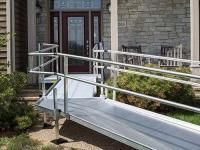 EZ ACCESS aluminum ramps sold at The Comfort Zone Mobility Aids & Spas