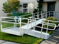EZ Access modular ramps