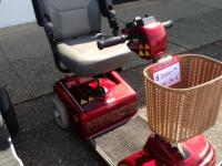 used Shoprider mobility scooter