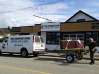 The Comfort Zone Mobility Aids & Spas. We do sales, installs & and service!