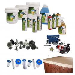 The Compfrt Zone Hot Tub Parts Chemicals and Accessories