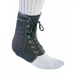 Lace Up Ankle Brace with side stays at The Comfort Zone Mobility Aids & Spas in Port Alberni, Vancouver Island, BC