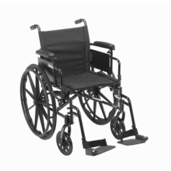 Manual Wheelchair rentals at The Comfort Zone Mobility Aids & Spas in Port Alberni BC Vancouver Island