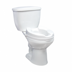 Raised Toilet Seat Rentals at The Comfort Zone Mobility Aids & Spas in Port Alberni Vancouver Island BC