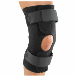 Reddie Brace for Medial / Lateral Support. Call The Comfort Zone Mobility Aids & Spas for Pricing 250 724 4477 or email info@albernicomfortzone.com