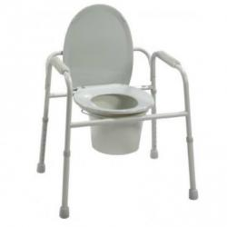 Standard Commode at at The Comfort Zone Mobility Aids & Spas in Port Alberni, Vancouver Island, BC