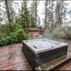 Coast Spas NORTHWIND 7L installed by The Comfort Zone Mobility Aids & Spas in Port Alberni, Vancouver Island, BC.  Call to set up an appointment for your onsite survey so that we can provide you with an accurate quote 250 724 4477 or email info@albernicomfortzone.com