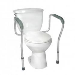 Toilet Safety Frame Rentals at The Comfort Zone Mobility Aids & Spas in Port Alberni Vancouver Island BC