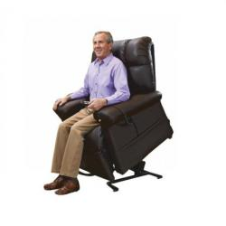 Powered lift chairs are available at The Comfort Zone Mobility Aids & Spas in Port Alberni, Vancouver Island, BC. Call for information and pricing 250 724 4477 or email info@albernicomfortzone.com