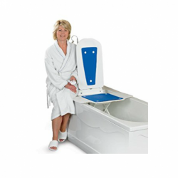 Bath Lift at The Comfort Zone Mobility Aids & Spas in Port Alberni, Vancouver Island, BC