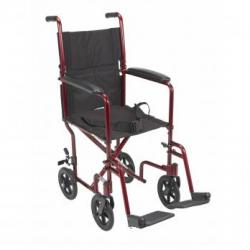 Transport wheelchair rentals at The Comfort Zone Mobility Aids & Spas in Port Alberni BC Vancouver Island