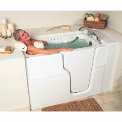 Walk in Tubs Available at The Comfort Zone Mobility Aids & Spas in Port Alberni Vancouver Island BC