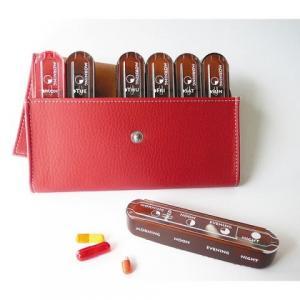 Discreet pill purse