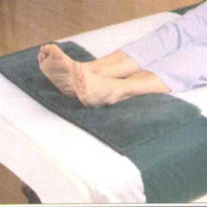 medical sheepskin heel pad