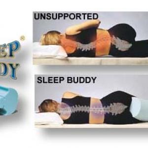 Sleep Buddy Knee support cushion