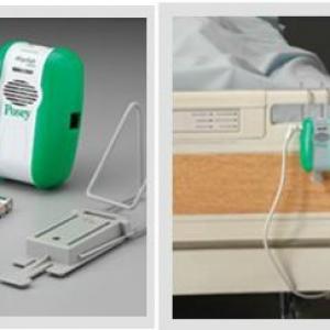 Keepsafe patient alarm