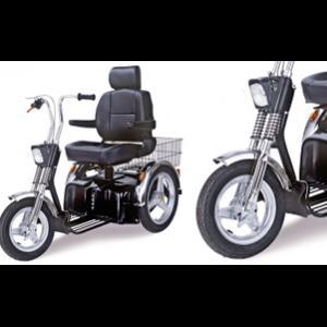 Proudrider AFIKIM Sportster scooter