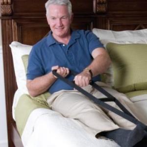 Stander Bed Caddie to help pull up
