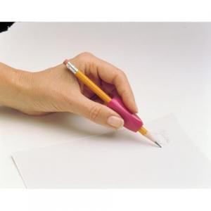 Comfortable, non slip, triangular, pen & pencil grips