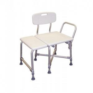 12009-2  Bariatric Transfer Bench with Cross-Frame Brace is available at The Comfort Zone Mobility Aids & Spas in Port Alberni, Vancouver Island, BC