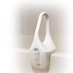 """12"""" Clamp on plastic Tub Rail at The Comfort Zone Mobility Aids & Spas in Port Alberni, Vancouver Island, BC"""