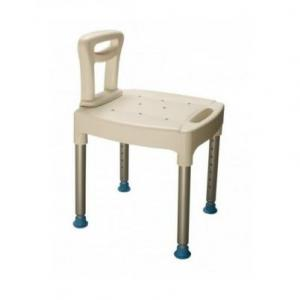 Human Care LOOK Modular shower seat at The Comfort Zone Mobility Aids & Spas in Port Alberni, Vancouver Island, BC