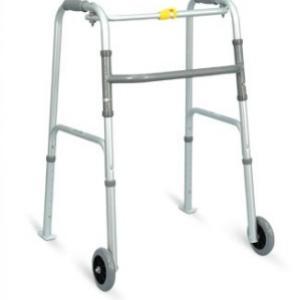 2 Wheel Walker