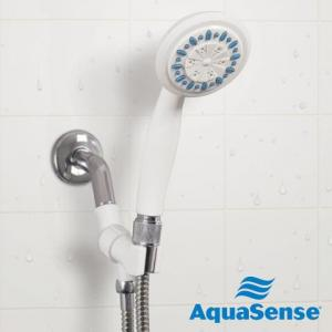 Hand Held Shower at The Comfort Zone Mobility Aids & Spas in Port Alberni, Vancouver Island, BC