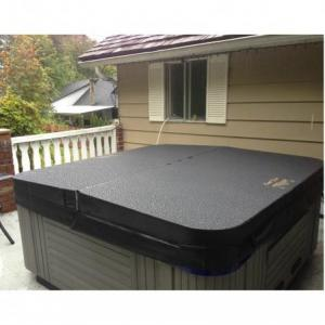 Coast Spas Patio Spa ISLANDER installed by The Comfort Zone Mobility Aids & Spas in Port Alberni, Vancouver Island, BC.  Call to set up an appointment for your onsite survey so that we can provide you with an accurate quote 250 724 4477 or email info@albernicomfortzone.com
