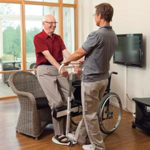 Patient Turner Rental at The Comfort Zone in Port Alberni BC, Vancouver Island